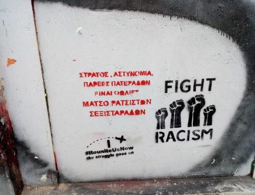 Archives and International Engagement on Refugee and Migration Issues: Part One – Feminists Researchers Against Borders and Archiving Resistance in Athens